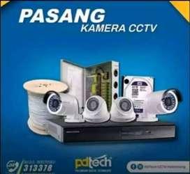 Pusat instalasi Camera cctv paket online
