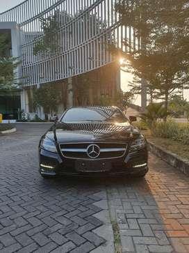 CLS 350 AMG 2012 Black 20 Rb Milles
