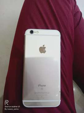 I phone 6s 32 gb gold color top condition