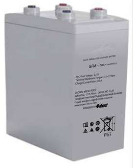 Home Dry Cel 2V-400 Ah for UPS or SOLAR SYSTEM