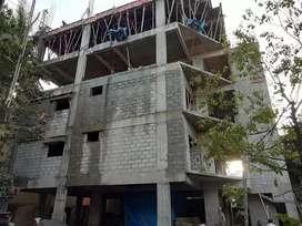 3bhk  flats for sale at JAYANAGAR 5th BLOCK near Ragavendra matta