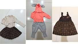 Preloved baju anak cewek 95% baru!
