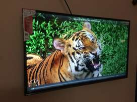 42'' sony panel led tv in  offer price with 1 year warranty