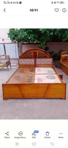 Beds available in all designs on order