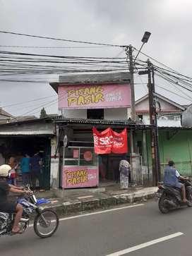 Disewakan Toko 2 Lantai dkt universitas pakuan Bogor