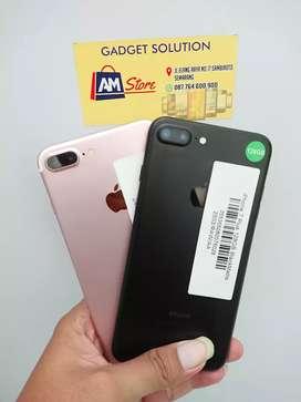 Iphone 7 plus 128gb garansi