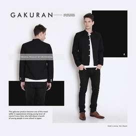 Jas Gakuran School Premium Crowsdenim S-7