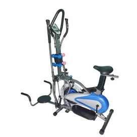 sepeda statis kardio fitnes EX-976l // eliptikal crostrainer orbitrek