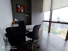 Furnished offfice available for rent near vashi Station.