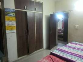 Semi Furnished home for rent