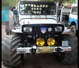 Modified new look jeep