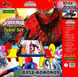 colour character table for kids