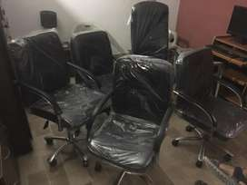 chairs and cubicles