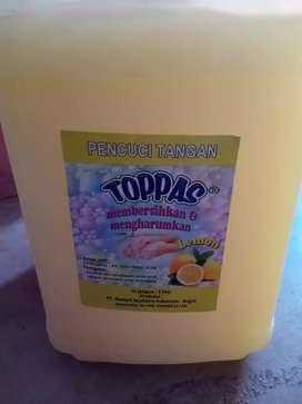 Jual Hand Soap harga 45.000 per 5 liter