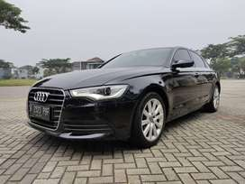 AUDI A6 AT 2012 HITAM , 68RB KM GOOD CONDITION