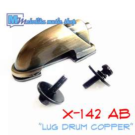 Lug Drum Copper X-142 AB