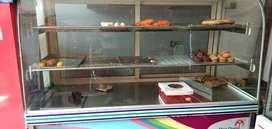 juice counter n display rack for sale