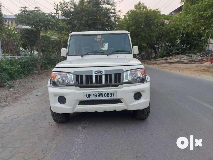 Mahindra Bolero Power Plus SLX, 2018, Diesel