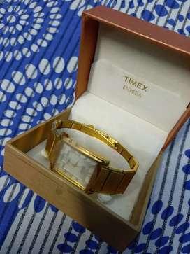 TIMEX Empera Analog GOLD watch