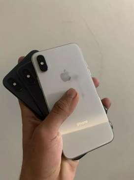Apple iphone X 256Gb Xs 64Gb Factory Unlocked Non Approved All okay