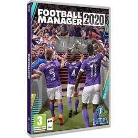 Football manager 2020 FM20 original steam