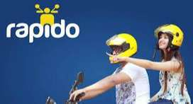 Madurai Rapido Bike taxi need bike riders and food delivery boys