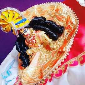 Jnmastmi special dress laddu gopal
