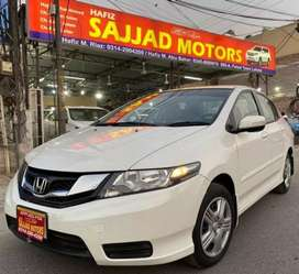 Honda City 1.3 I-VTEC Model 2018 White