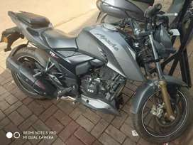 Apache RTR 200 v