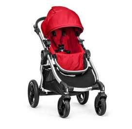 Stroller bayi jogger city select ReD ( second)