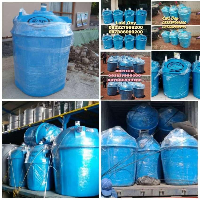 septic tank BIOGIFT BIOTECH anti rusak dan bersertifikasi 0