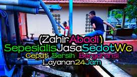Jasa Sepesialis Sedot Wc Zahir Abadi Murah di Magersari