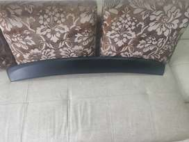Honda City type 2 roof spoiler with 3m tape