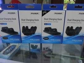 Dual Charging Dock Stik PS4