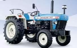 I want to rent my tractor for construction