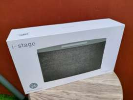 Q6 i-stage Wireless Bluetooth Speaker Masih Baru BNOB