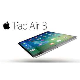 Cicil iPad Air 3 Cell+Wifi oNLY [256GB] Original - LongTime KTP+NPWP