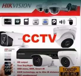 Materi instalasi pemasangan kamera CCTV online