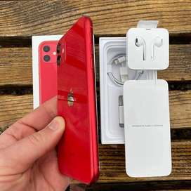 brand new apple iPhone 11 red