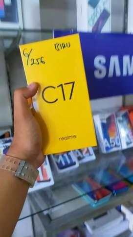 Realme c17 ram 6/256
