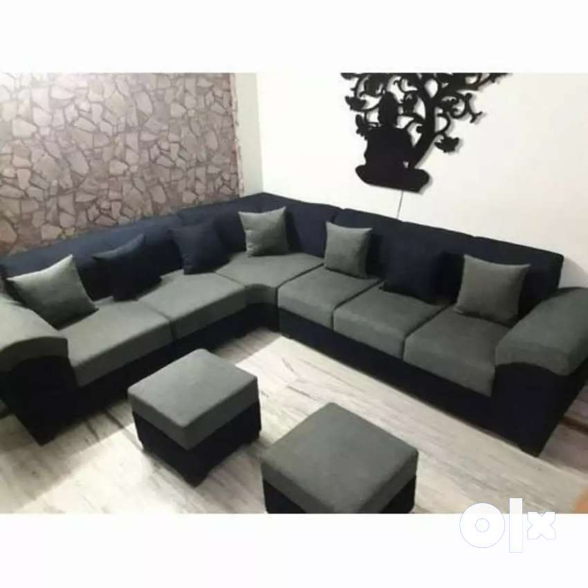 L shape sofa available,design by order 0