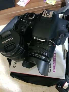 Canon 800D mulus 100%
