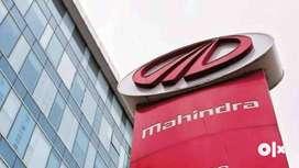 Mahindra ltd. Automobile Company Hiring Started For Pan India Level