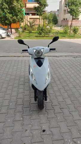 Original 125cc sym japan better then for united