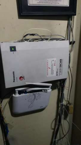 paket pasang cctv & pabx telpon paket murah