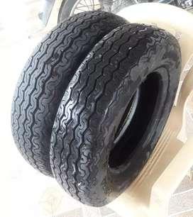 Maruti omni tyre (MRF ZIGMA-CT) For sale!! 2tyres