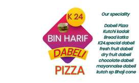 Pizza and sandwich etc