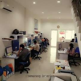 Wujudkan Suasana Kantor Impian anda dengan Semarang Interior