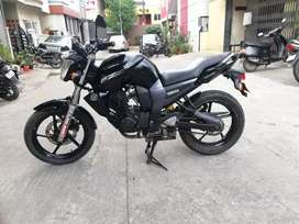 FZ mirch 2012 black colour with good condition