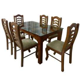 Wooden Furniture at Whole Sale Rate ! Dining Table Combo offcer -19990